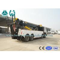 Quality Multifunctional Wrecker Tow Truck 50 Tons with Fuel Type Diesel HOWO for sale