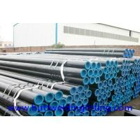 "Wholesale ERW Seamless Tube , ASTM A-335 Gr.P5 SCH5S-SCH160 4""  Black Steel Pipe from china suppliers"