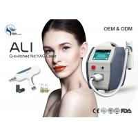 Wholesale Professional 808nm Diode Laser Machine For Tattoo Removal Q - Switched Nd : YAG Laser from china suppliers