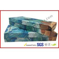 Wholesale Rectangle Apparel Packaging Boxes / Cardboard Custom Decorated Boxes For Gifts from china suppliers
