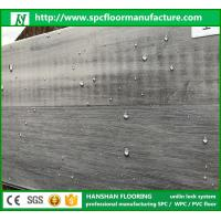Wholesale 100% Virgin PVC Material PVC Vinyl Click Plank SPC Vinyl Plank Flooring From Hanshan from china suppliers
