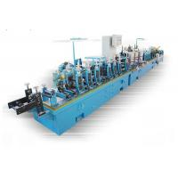 Quality Galvanized Steel Stainless Steel Coil Tube Milling Line with Argon Welding for sale