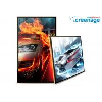 Wholesale Indoor Wall Mounted Digital Signage LCD Media Player High Definition 1080P from china suppliers
