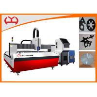 Wholesale Carbon Steel / Stainless Steel CNC Laser Cutting Machine , Fiber Laser Metal Cutting Machine from china suppliers