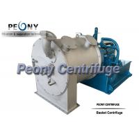 Wholesale Automatic continuous 2 Stage Pusher Centrifuge Used For Potassium Chloride application from china suppliers