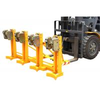 Wholesale Library , Restaurant Forklift Drum Handling Attachment 1440Kg Loading Capacity from china suppliers