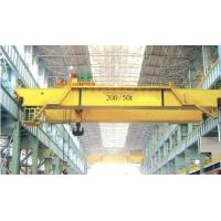 Wholesale Industrial Lifting Equipment 200 ton Double Girder Crane With Electric Hoist Trolley from china suppliers