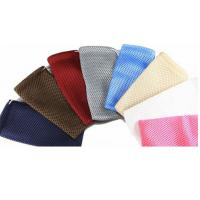 Wholesale Durable Soft Microfiber Eyeglass Pouch , Phone / Sunglasses Bag Case Pouch from china suppliers