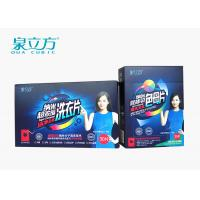 Wholesale Concentrated Super Condensed Laundry Detergent Sheets For Washing Machine Use from china suppliers