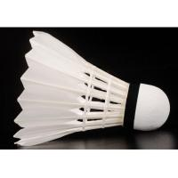 Wholesale Duck feather badminton, use composite cork for high fiber density and elasticity from china suppliers