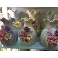 Buy cheap Beautiful Home decoration Vase for flower, home decoration vase from wholesalers