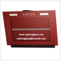 Wholesale Red Tempered Glass for Kitchen Range Hood/Kitchen Chimney Hood/Home Appliance from china suppliers