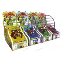 Wholesale Sport Equipment Basketball Game Machine for Kids , Funny Arcade Basketball Games from china suppliers