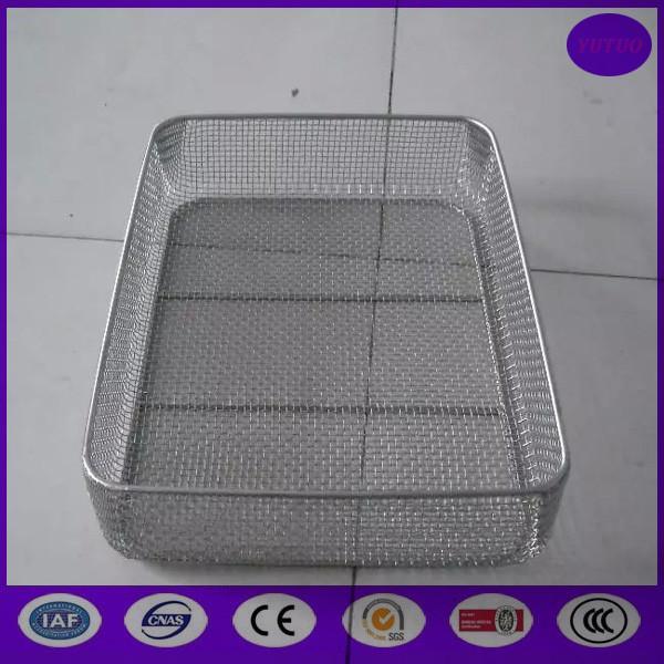 Woven Basket Procedure : Sterilization baskets clean surgery of item