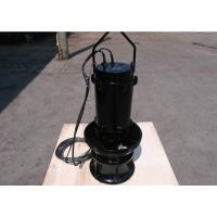 Wholesale Large Volume Submersible Sewage Pump Installation Easy For Waste Water Treatment System from china suppliers