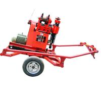 Wholesale portable well drilling rig good quality china export from china suppliers