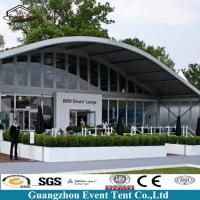 Wholesale Commercial Party Tents , Wedding Ceremony Clearspan Marquee With ABS Solide from china suppliers