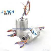 Wholesale Test Machine High Speed Slip Ring ID 12mm rotary electrical joint Max Speed:5000RPM from china suppliers