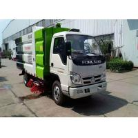 Wholesale Mini Broom Road Sweeper Truck 4m3 3m3 Forland RHD LHD Street Sweeper Machine from china suppliers