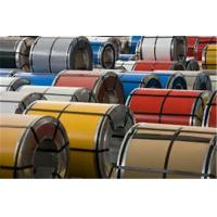 Wholesale Polyester Color Coated Galvanized Steel Coil from china suppliers