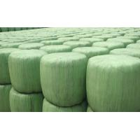 Wholesale PE grass baler silage stretch wrap film for agricultural use wrapping silage bales from china suppliers