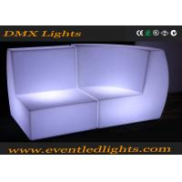 Wholesale U shape sectional sofa illuminated furniture FOR living room from china suppliers