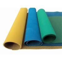 Wholesale Durable Elastic Eco-Friendly Rubber Yoga Mat For Promotion from china suppliers