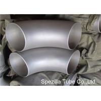 Wholesale 1/2'' - 80'' Stainless Steel Pipe Fittings Seamless Short Radius 90 Degree Elbow from china suppliers