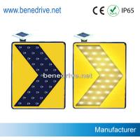 Wholesale Solar Traffic Signs LED Road Signs Moving Flashing Arrows STS0112 from china suppliers