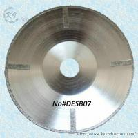 Wholesale Electroplated Grinding Discs - DESB07 from china suppliers