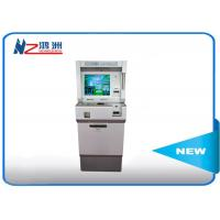 Wholesale Indoor Self Service Digital Advertising Kiosk Dual Display Touch Screen from china suppliers