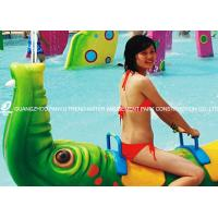 Wholesale Spray Crocodile Aqua Play Water Sprayground Equipment for Water Park from china suppliers