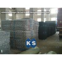 Wholesale 80X100mm Hexagonal Mesh PVC Coated Galvanized Gabion Gabion Basket Suppliers from china suppliers
