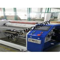 Wholesale Tension Control Non Woven Fabrics Film Rewinding Machine With Perforating Setting System from china suppliers