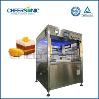 Wholesale CE Powerful Ultrasonic Food Cutting Machines For Cutting Red Velvet Cake from china suppliers
