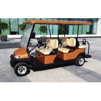 Custom Lifted Club Car 6 Seater Golf Cart With Curtis 400 A Controller