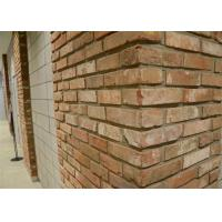 Wholesale Long History Old Wall Bricks For Exterior / Interior Wall 240*50*20mm from china suppliers
