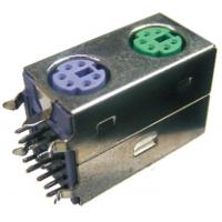 Wholesale MINI DIN SOCKET dual from china suppliers