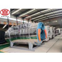 Wholesale Energy Saving Industrial Oil Gas Steam Boiler Fully Automatic Fire Tube For Heating from china suppliers