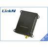 Buy cheap 12V DC Wireless COFDM Long Range Video Transmitter For UAV Drone 110g from wholesalers