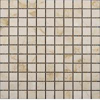 Wholesale Limestone Granite Natural Stone Mosaic Tile 48x48 mm For Hotel Floor from china suppliers