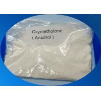 Quality MW 332.48 Oral Anabolic Steroids 434-07-1 White Powder Anadrol Oxymetholone for sale