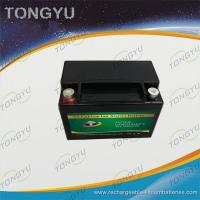 Quality Racing Lithium Ion LiFePO4 Starter Battery 12V 5AH 240A CCA One Year Warranty for sale