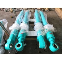 Wholesale YN01V00175F1 sk200-8 arm cylinder kobelco machinery parts tie rod cylinder customize cylinder from china suppliers