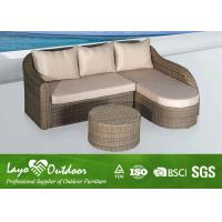 Buy cheap New Design Manchester Aluminium Garden Sofa Set Outside Garden Furniture With Cushions from wholesalers