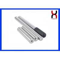 Wholesale Rare Earth Permanent Magnet Rod Bar 1 Inch Diameter For Plastic / Water / Ceramics from china suppliers
