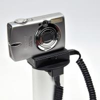 Wholesale anti-theft camera display holders with alarm from china suppliers