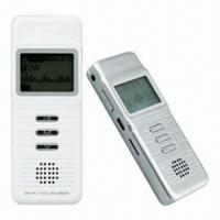 Wholesale Long Time Voice Recorder with 180 Hours Recording Time from china suppliers