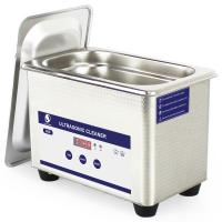 Wholesale Professional Benchtop Ultrasonic Cleaner , JP-008 800ml 35W ultrasonic cleaner for jewelry from china suppliers