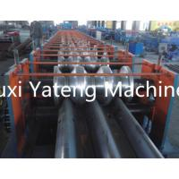 Wholesale Heavy Duty Galvanized Steel Highway Guardrail Roll Forming Machine With 37KW from china suppliers